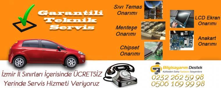 Bilgisayarım Destek-İzmir Bilgisayar-notebook- Servisi