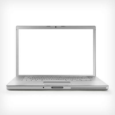 notebook beyaz ekran