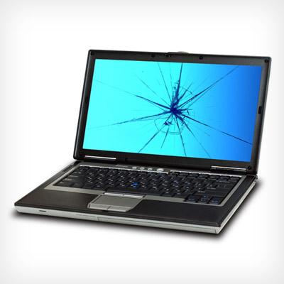 notebook kırık ekran